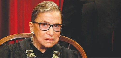 OBITUARY: THE CULT OF RBG