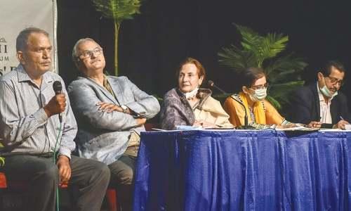 'Solution to Karachi's problems lies in financially autonomous local govt'