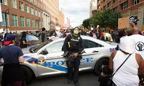 Black legislator among 24 arrested in US protests