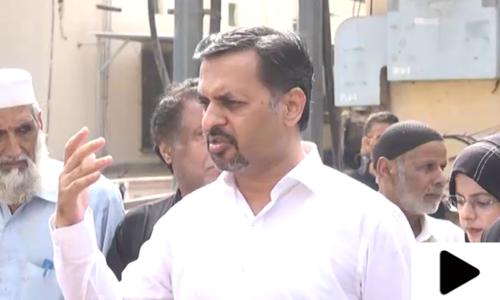 'وزیراعظم، کراچی آئے اور 1100 ارب روپے کی کہانی سناکر چلے گئے'