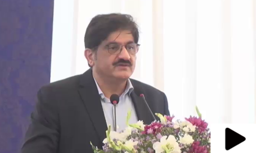 'وفاق اپنی ناکامیوں کا ذمہ دار سندھ حکومت کو ٹھہراتا ہے'
