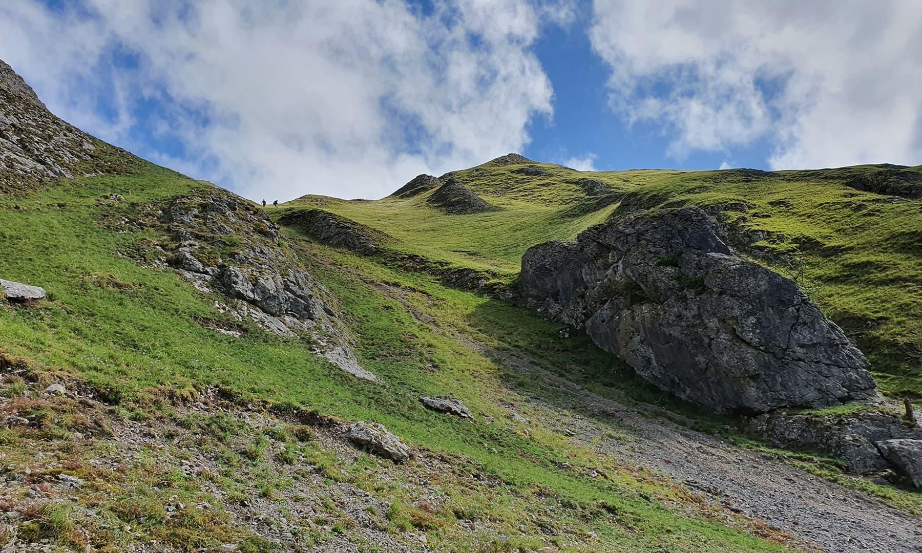 'پہاڑوں سے متعلق جو خاصیت پاکستان میں ہے وہ پورے برطانیہ میں نہیں'