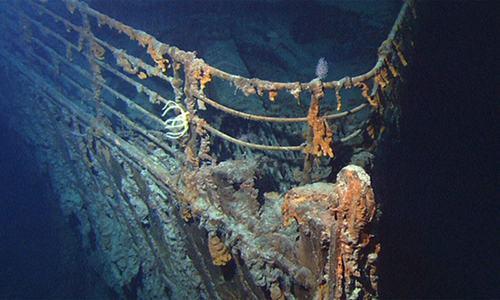 ٹائٹینک کے ڈوبنے کی ایک بڑی وجہ 108 سال بعد سامنے آگئی