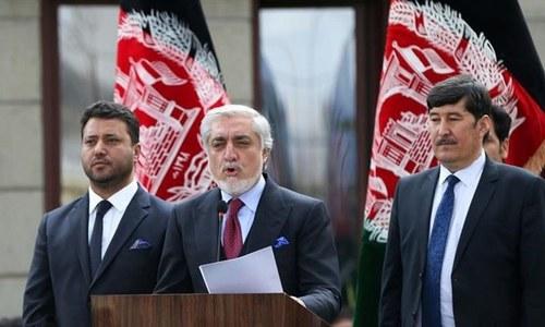چیئرمین افغان مصالحتی کونسل عبداللہ عبداللہ 3 روزہ دورے پر پاکستان آئیں گے