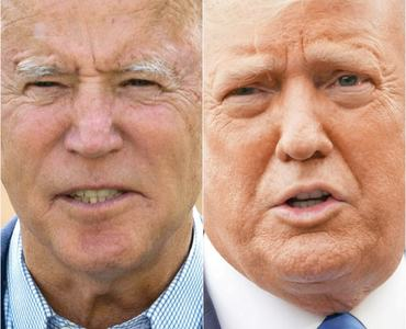 Trump demands Biden take drug test before or after debate