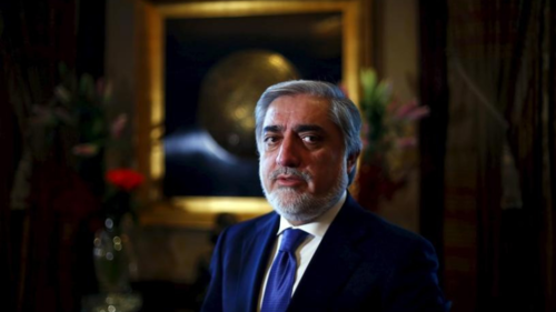Afghanistan's reconciliation leader Abdullah arrives today