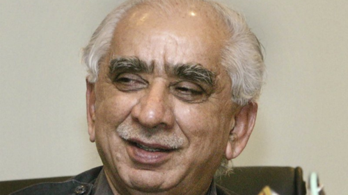 Jaswant Singh, advocate of peace with Pakistan, dies at 82