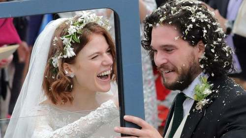 Jon Snow and Ygritte are having a baby