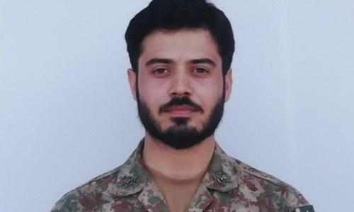 جنوبی وزیرستان: دہشت گردوں سے فائرنگ کا تبادلہ، پاک فوج کے کیپٹن شہید