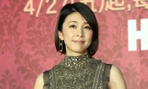 ہارر فلم 'رنگو' سے شہرت پانے والی جاپانی اداکارہ یوکو ٹیکوچی مردہ حالت میں پائی گئیں