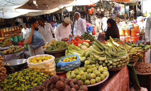 وزارت خزانہ نے مہنگائی کی شرح 9 فیصد رہنے کا عندیہ دے دیا
