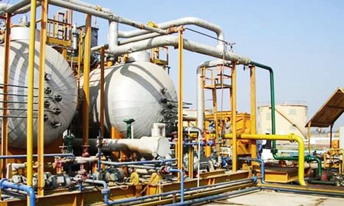 Govt to build underground gas storages