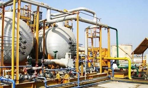 حکومت زیر زمین گیس اسٹوریج تعمیر کرے گی