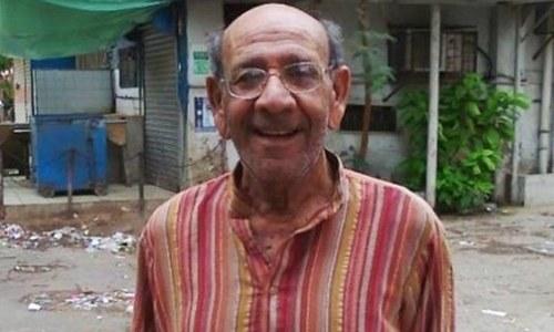 نامور اداکار مرزا شاہی کورونا وائرس کے باعث انتقال کرگئے