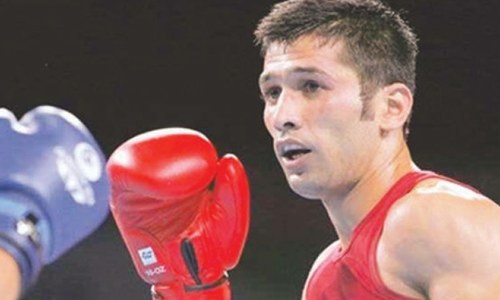 Waseem to train in Glasgow for IBF title bout