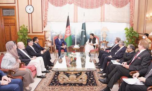 Islamabad, Kabul look forward to new era in ties