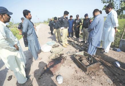 Five dead in mortar shell blast in Nowshera