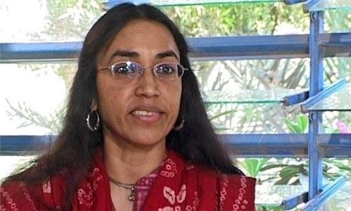 پروین رحمٰن قتل: مقدمہ ایک ماہ میں نمٹانے کے عدالتی حکم کی نقل عدالت میں طلب