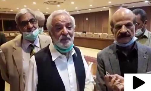 'میں نے کسی کھلاڑی کو پاکستان آنے کے لیے پیسہ نہیں دیا'