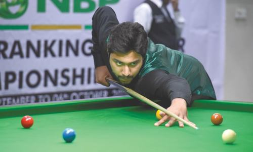 Unseeded Agha Bilawal, brilliant Naseem Akhtar triumph in ranking snooker