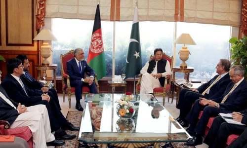 عمران خان کا ماضی سے نکل کر پاک افغان تعلقات کو بہتر بنانے پر زور