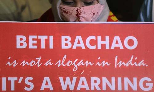 بھارت: ایک ہفتے میں دوسری دلت خاتون گینگ ریپ کے بعد ہلاک