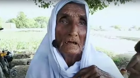 YouTuber unites woman left behind during Partition with family in India after 70 years