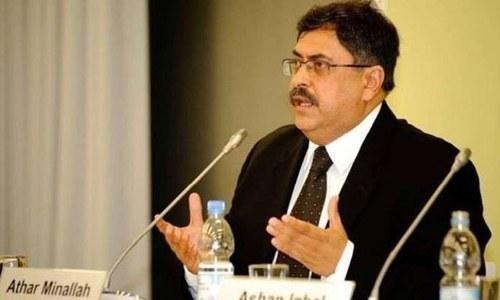 IHC CJ highlights pressures judges work under