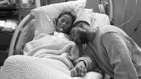 Chrissy and John Legend grieve the loss of their baby