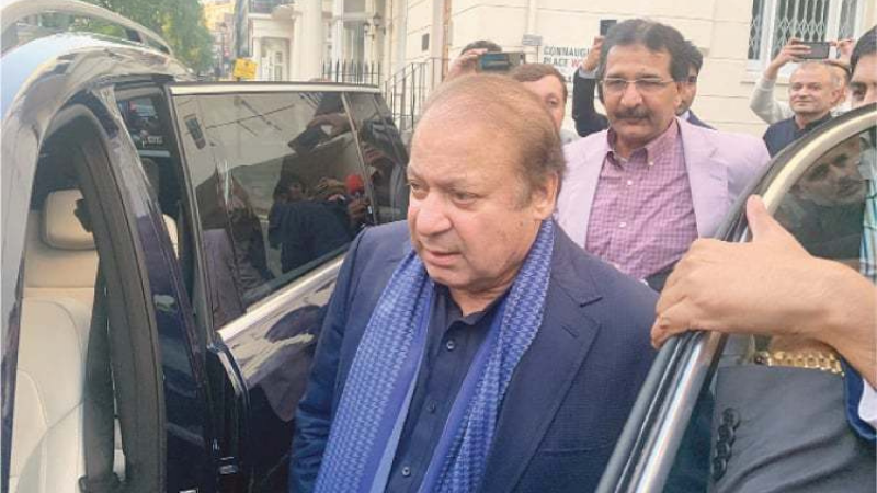 NAB asked to start process to have Nawaz declared PO