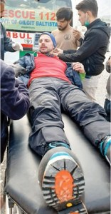 Polish climber falls to death, another rescued
