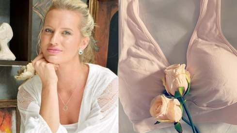 Shaniera Akram speaks up about breast cancer awareness in honour of Pinktober