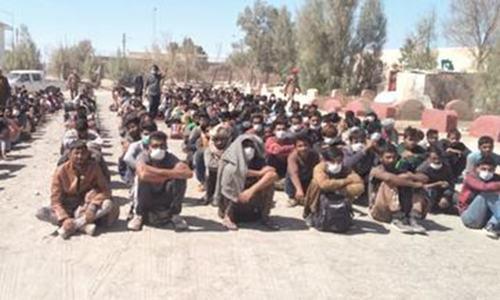 Illegal migration via Taftan border on the rise