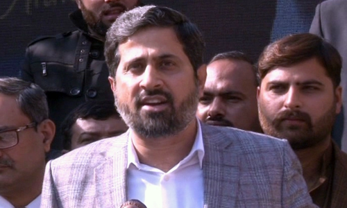 Chohan blames Sindh govt for wheat, flour crises