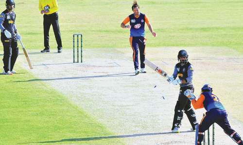 KP dent Central Punjab's hopes with fourth straight win