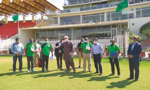 Zimbabwe ODIs moved to Rawalpindi over smog fears