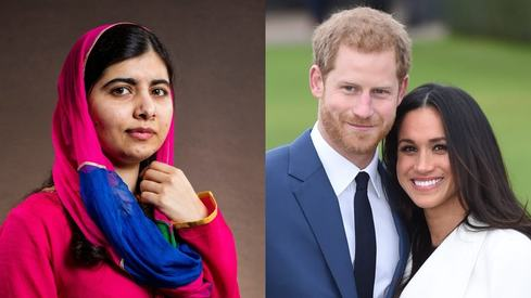 Inside Malala Yousufzai's meeting with Prince Harry and Meghan Markle