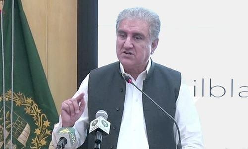World no longer buying India's terrorism narrative on Pakistan 'blindly': Qureshi