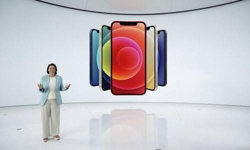 Apple unveils iPhone 12 with 5G, HomePod Mini smart speaker