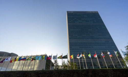 Pakistan re-elected to UN rights body with overwhelming majority