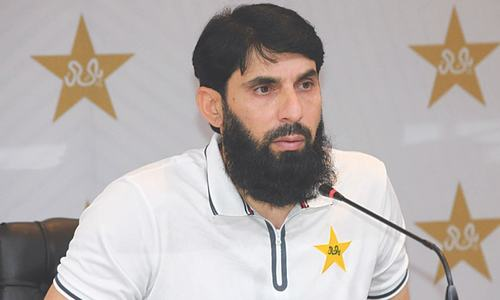Misbah-ul-Haq quits chief selector's post after just 13 months in the job