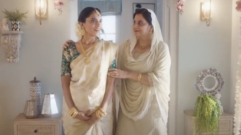 Indian jewellery brand Tanishq faces backlash for ad promoting Hindu-Muslim harmony