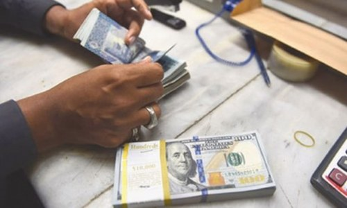 Rupee hits five-month high against US dollar