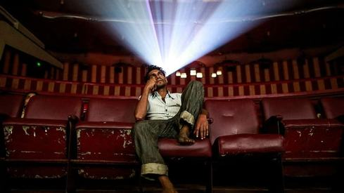 Bollywood stays away as Indian cinemas reopen after eight months