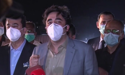 Unfortunate that army generals' names have to be mentioned at rallies, says Bilawal