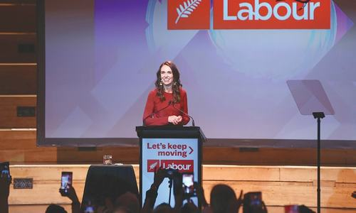 Ardern wins 'Covid election' by a landslide