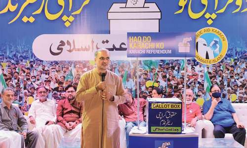 JI extends Karachi referendum to 21st