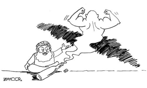 Cartoon: 19 October, 2020