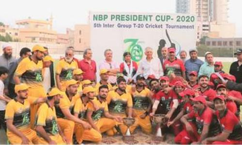 RBG Warriors lift NBP President's Inter-Group T20 title in style