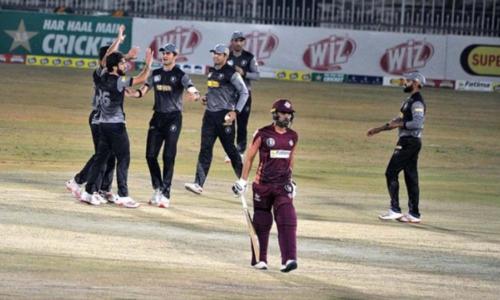 Malik, Afridi's heroics win Khyber Pakhtunkhwa National T20 title